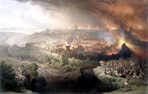 Еврейский профессор о лживой иудейской истории