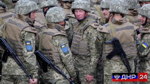 Очередная зрада: Украинский генерал назвал карателей ВСУ трусами и мародерами