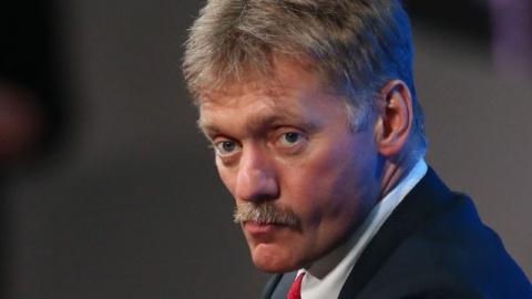В Кремле прокомментировали новые санкции Порошенко