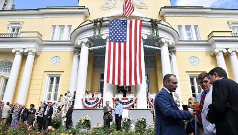 РФ ответила на санкции США в…