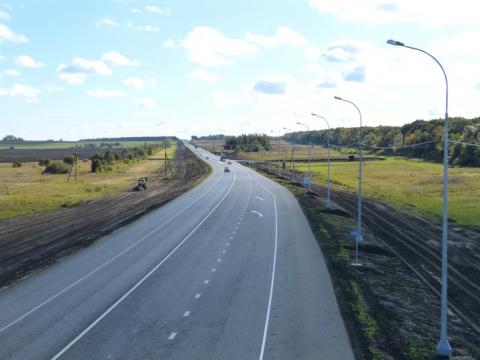 Обзор реконструции дорог РФ