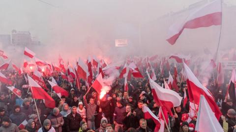 Польские националисты сошли с ума: Начались массовые избиение украинцев