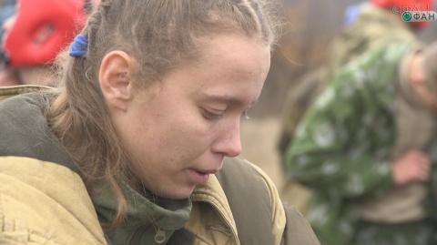 Солдат Джейн из ДНР: девушка…