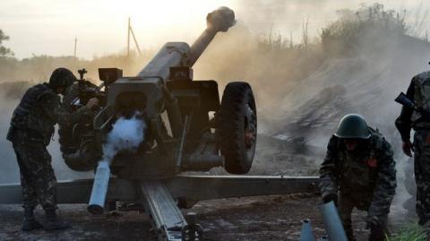 Украинская армия 4 раза нарушила перемирие в ЛНР за сутки