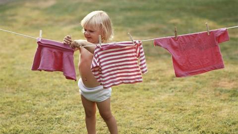 Как правильно стирать машинк…