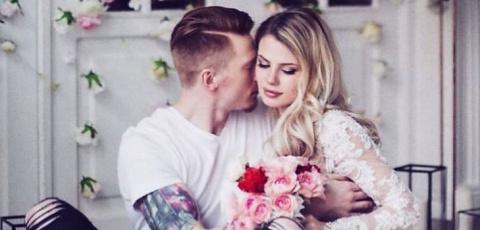 Макияж невесты Никиты Преснякова вызвал скандал