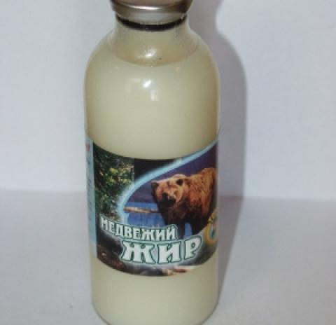 Применение медвежьего жира в…