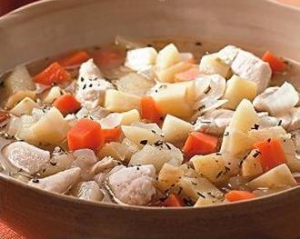 Куриное рагу - вкусный и полезный рецепт!