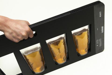Пакет пива, пожалуйста