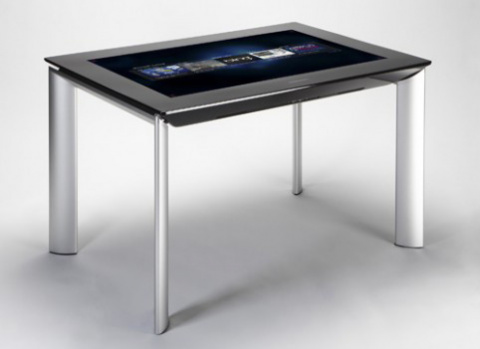 «Сенсорный стол» Samsung SUR40 на базе технологии Microsoft Surface 2.0