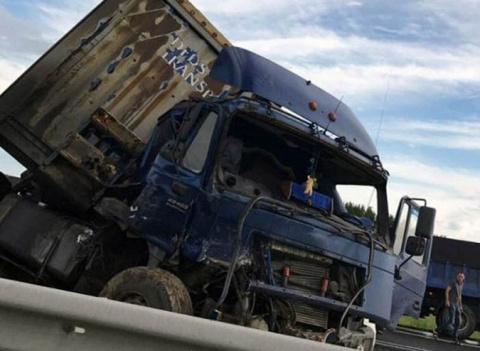 Из-за двух ДТП на автотрассе М-7 возникли многокилометровые пробки