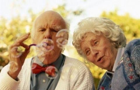 """""""У меня большие планы на мои 70 лет!"""" или Бабули бабулям — 2 большие разницы!"""