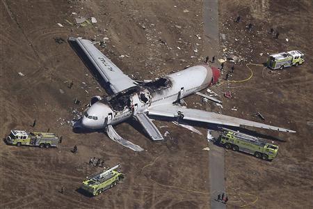 Крушение Boeing 777: неизвестна судьба почти 70 пассажиров
