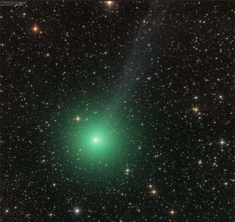Ярчайшая комета 2015 года