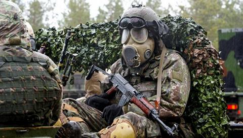 «Перед тем как отказать солдату НАТО, подумай дважды!..»