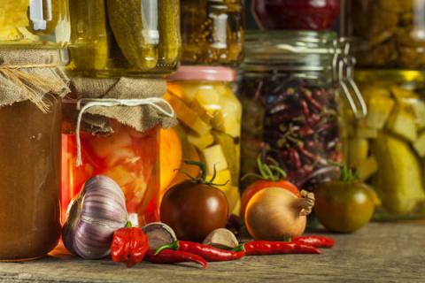 Осенний марафон на кухне: заготовки на зиму