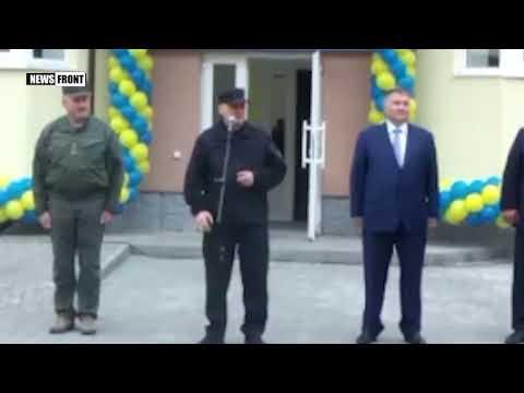 Слабые вопли нацгвардейцев «слава Украине» расстроили Турчинова