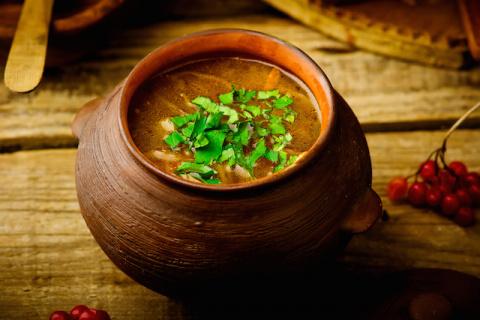 Какая еда считается исконно русской?