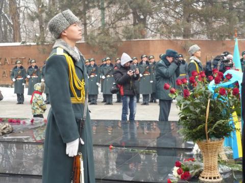 Казахи не подержали воссоединение Крыма с Россией???