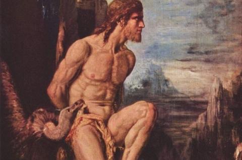 Печень Прометея и головы гидры. Ученые рассказали о правде в древних мифах