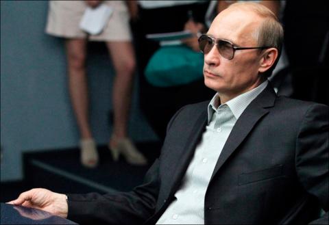 """За что я не люблю Путина"" ."