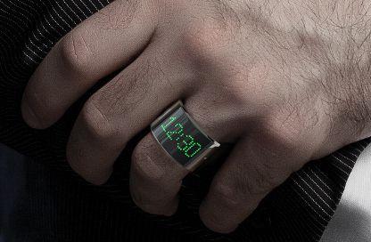 Кольцо для хипстера