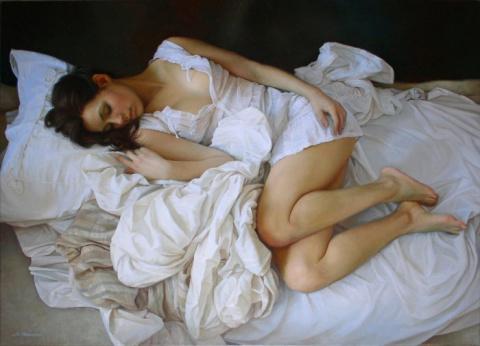 Спящие красавицы Сергея Маршенникова