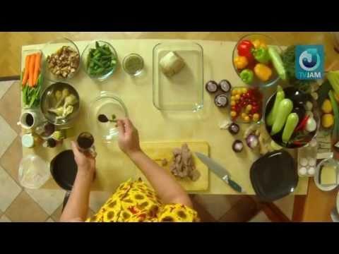 Быть Сержем МаRковичем: Салат из говяжьего языка