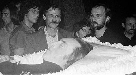 Уникальные съемки похорон Владимира Высоцкого, 27 июля 1980 года