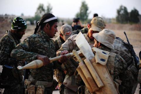 Российские военные опровергли сообщение о сдаче Абу-Кемаля террористам