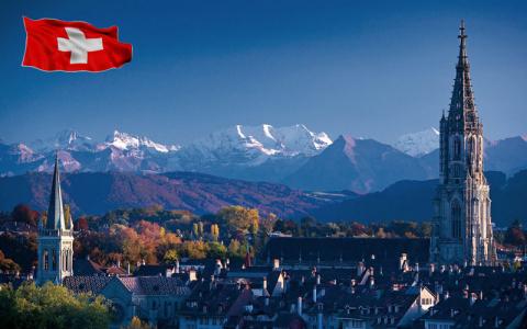 Швейцария — одна из самых бл…