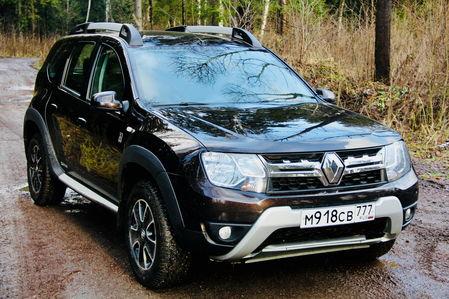 Renault Duster Dakar: сеанс гипноза