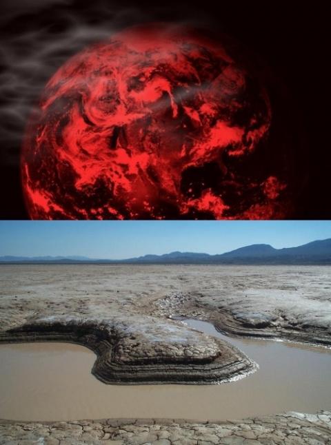Сколько ископаемого топлива нужно сжечь, чтобы сделать Землю необитаемой?