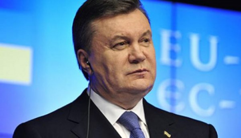 Экс-президент Виктор Янукови…