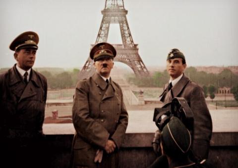 Почему Гитлер так легко поко…