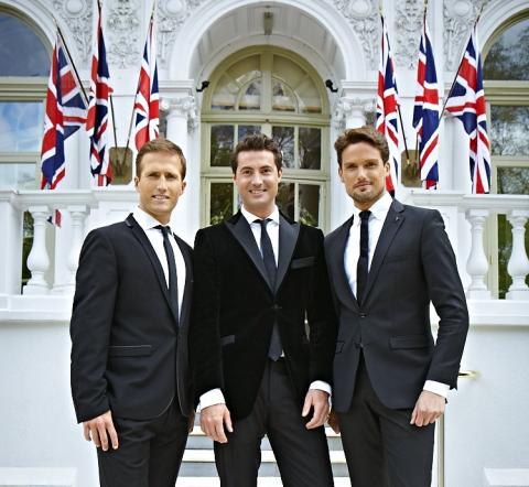 29 октября_Возвращение британской вокальной группы Blake в Россию