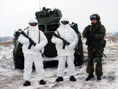 Путин создаст лучшую в мире армию