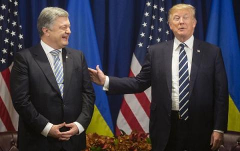 Только бизнес: почему Порошенко в Нью-Йорке пресмыкался перед Трампом