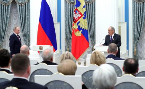 Что сказал Путину Шаймиев?