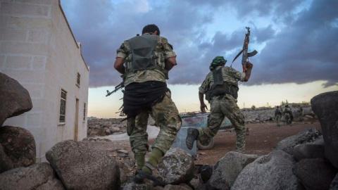 Сирия: боевики обстреляли го…