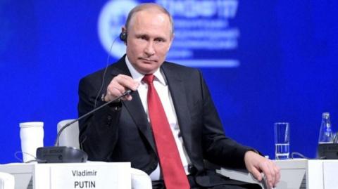 Путин рубанул правду-матку п…