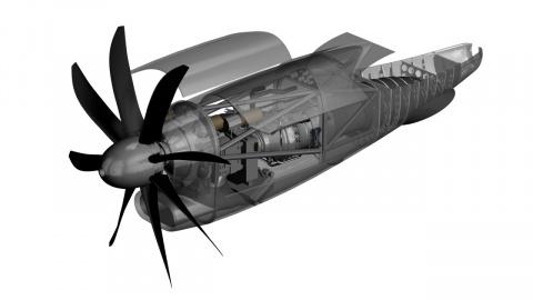 Pratt & Whitney Canada разра…