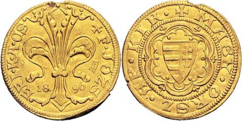 Памятные монеты Франца-Иосифа I. Часть 4. 1000-летие обретения родины