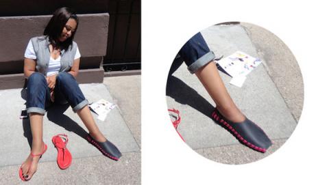 Сделай-сам-себе обувь