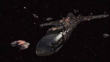 Три гигантских космических к…