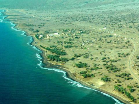 Русская Африка - Сагалло. Потенциальные территории Российской империи
