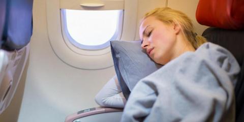 Почему нельзя засыпать во время взлета