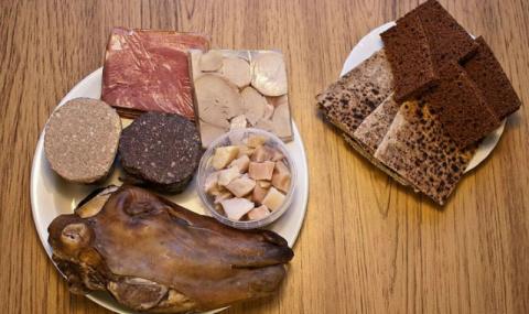 Блюда исландской национальной кухни