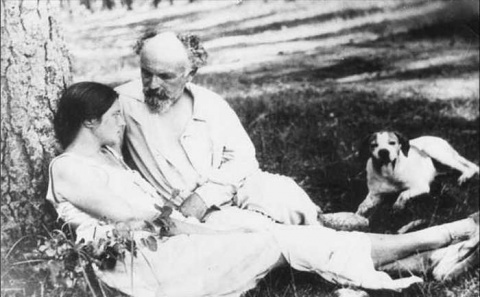 Михаил Пришвин и Валерия Лио…