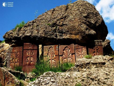 Хачкары - символ Армении